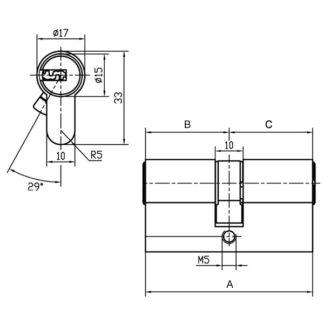 Цилиндровые механизмы