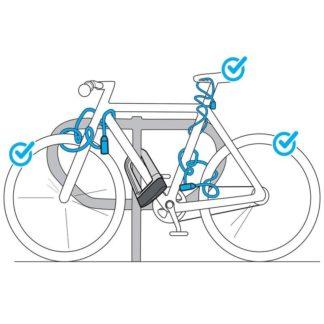 Замки велосипедные